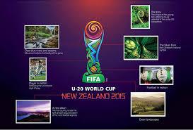 Copa Mundial Sub 20 de la FIFA, Nueva Zelanda 2015