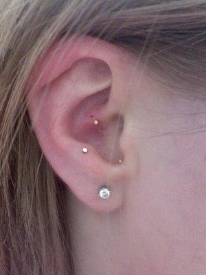 All Entry Update Single Ear Piercing