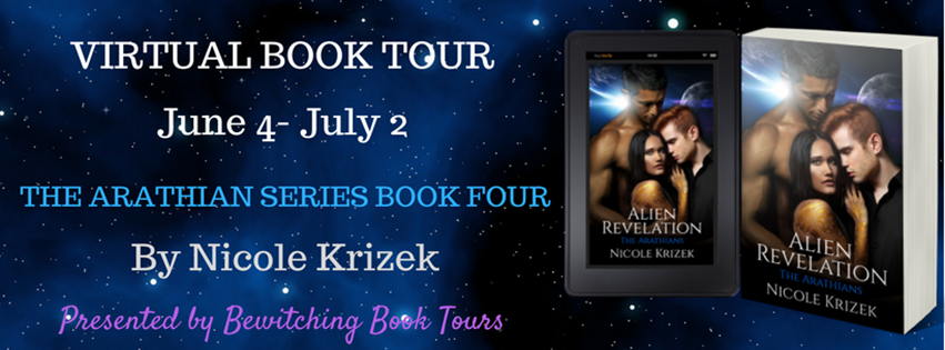 The Arathian Series Book Four Spotlight Tour