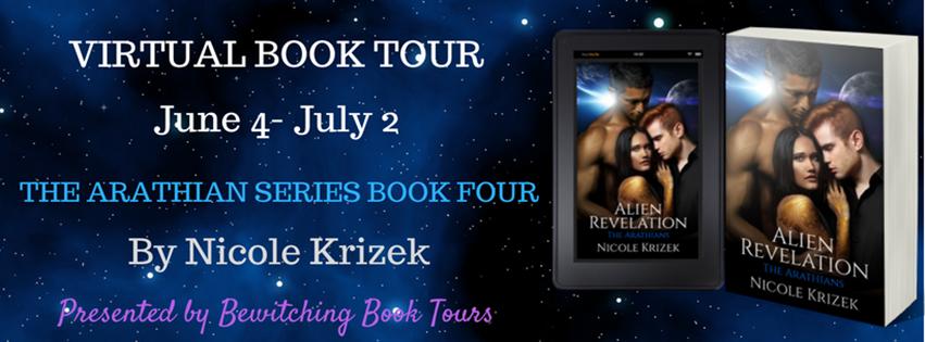 The Arathian Series Book Four Spotlight Tour