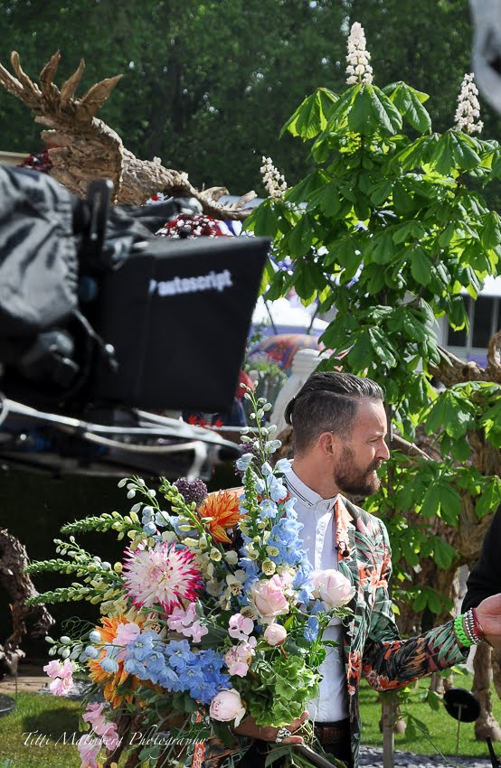 HÄRLIGA CHELSEA FLOWER SHOW
