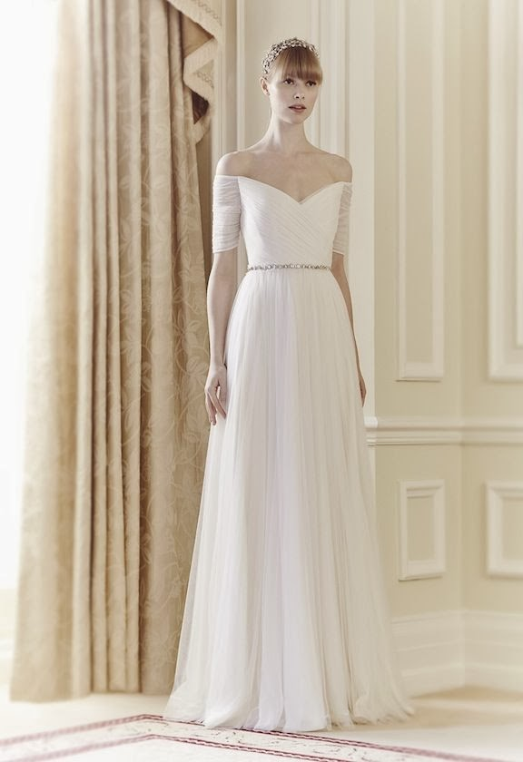 Belle Wedding Dress - Jenny Packham