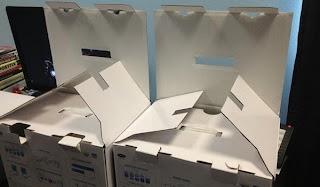 Cajas EXCELENTE!