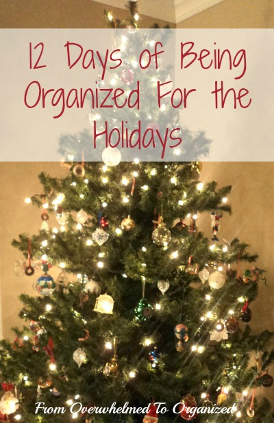 http://fromoverwhelmedtoorganized.blogspot.ca/2014/11/day-1-planning-for-christmas-12-days-of.html