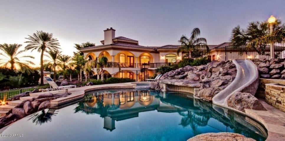 Phoenix Luxury Home Near Thunderbird High School