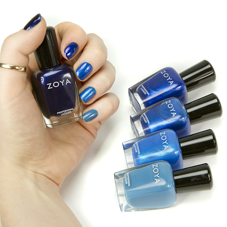 Zoya Nail Polish Blog: Cure The End Of Summer Blues With