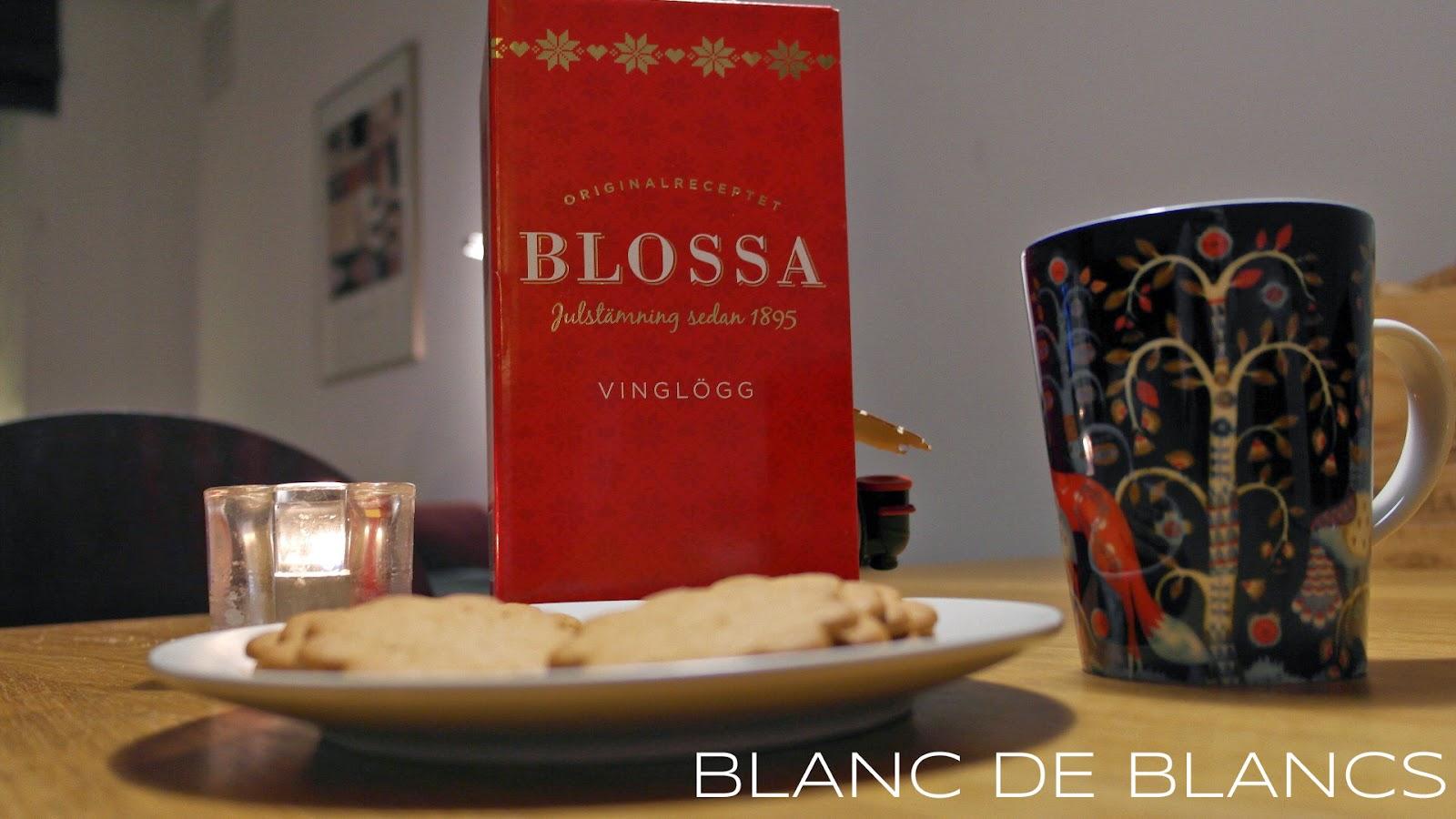 Glögiä  - www.blancdeblancs.fi