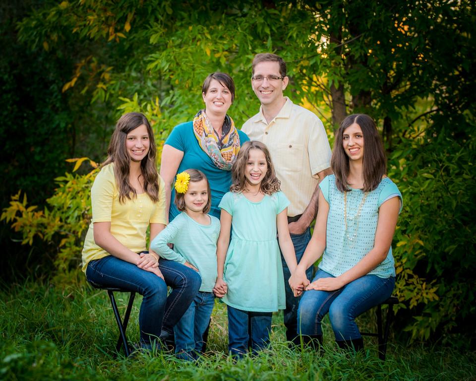 Rimington Family 2015