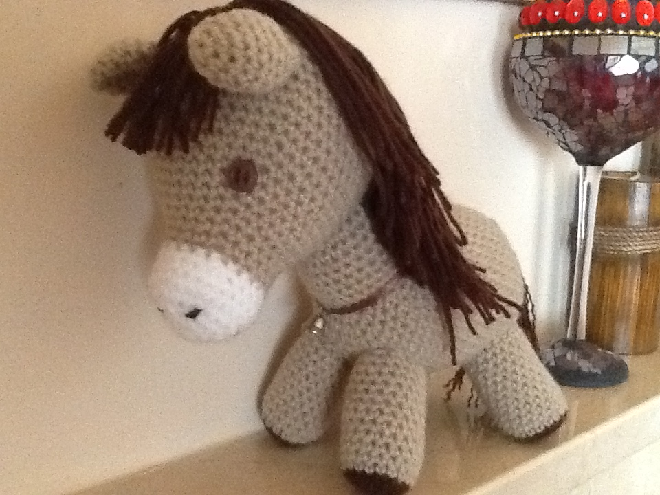 Sweet Dollies: AMIGURUMI CABALLITO
