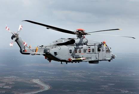 Sikorsky H-3 Sea king Multi-purpose Helicopter