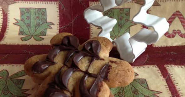Semaine de l 39 emporte pi ce biscuits au beurre d 39 arachide - Emporte piece oeuf au plat ...