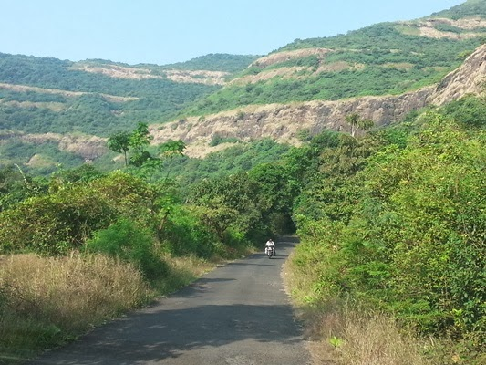 Picturesque Road To Mulshi