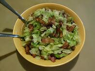 Špekový salát
