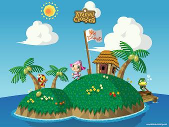 #7 Animal Crossing Wallpaper