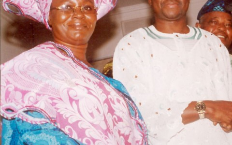 Ayo Fayose Will Return As Gov In 2014 – Wife, Feyitan Fayose