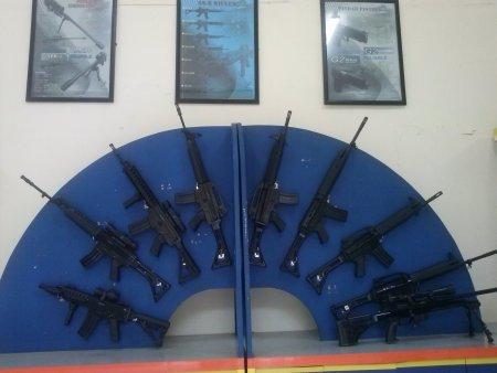 Berbagai Varian Senjata SS2 Pindad