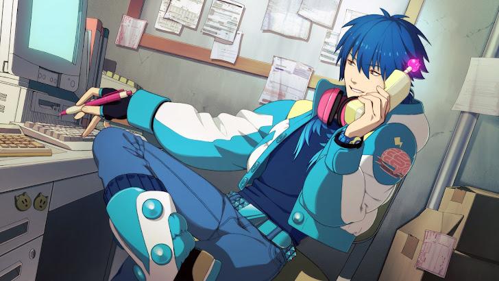 Aoba Anime Dramatical Murder
