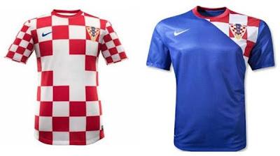 jersey resmi kroasia euro 2012