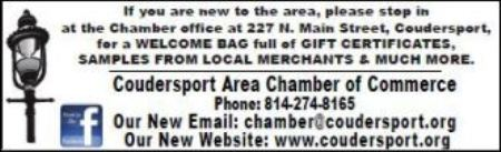 Coudersport Chamber of Commerce