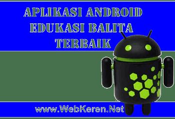 Aplikasi Android Edukatif untuk Balita (+ link download)