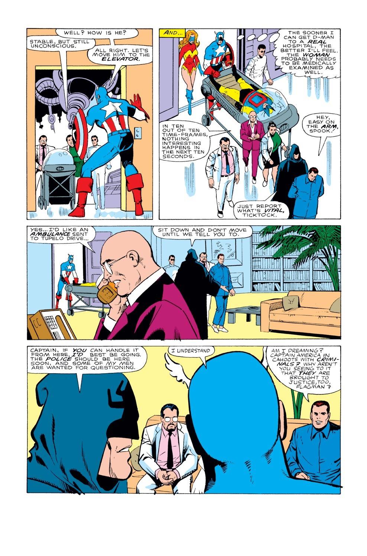 Captain America (1968) Issue #331 #260 - English 11