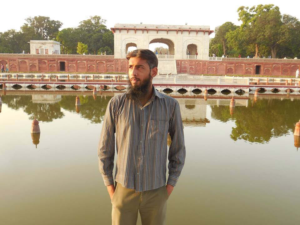 Grace in Shalimar Bagh