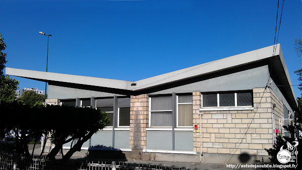 Sevran - Centre de Protection Maternelle et Infantile - P.M.I.  Architecte