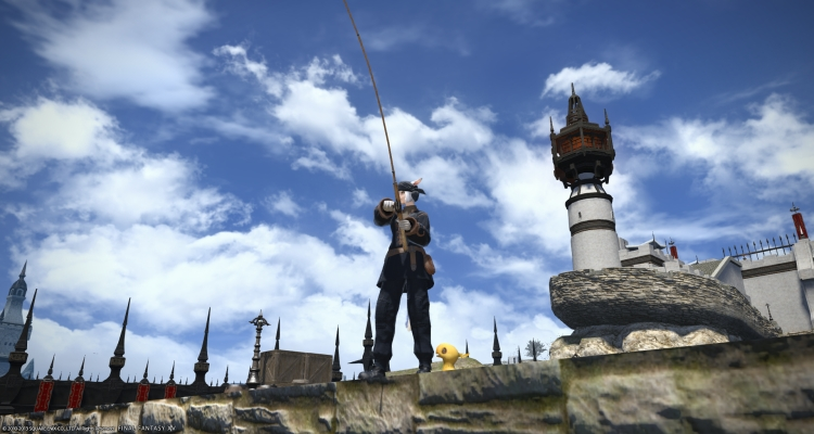 Final Fantasy XIV: A Realm Reborn Open Beta Review