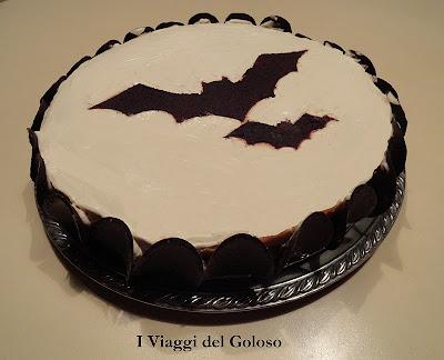 una golosa torta per halloween