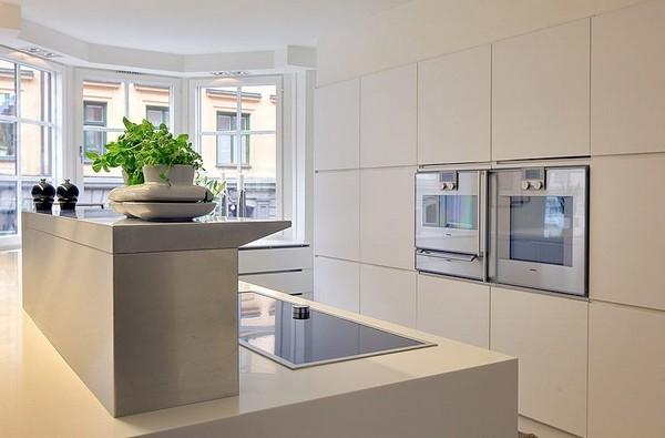 Meble Kuchenne Premium Aranzacja Kuchni Biala Kuchnia