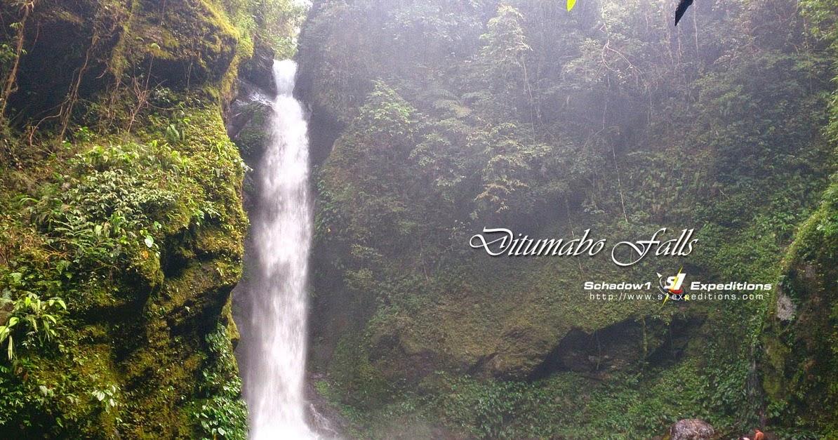 Ditumabo Falls - The m...