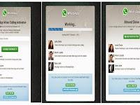 Fitur Video Calling WhatsApp Adalah Virus Pencuri Data Kontak