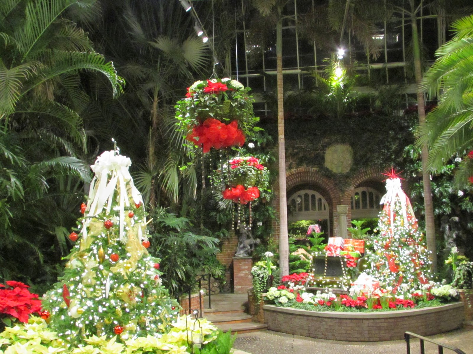 Holiday things to do phipps conservatory in oakland pittsburgh conservatory during the holiday season and during all of their displays throughout the year here are reports that i wrote about the spring flower show dhlflorist Choice Image