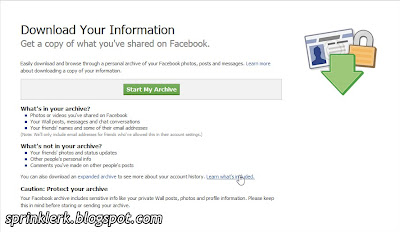 Download-facebook-profile-data