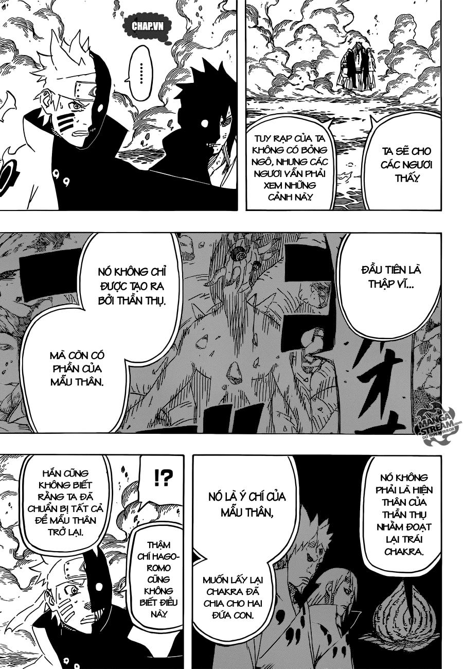 Naruto chap 681 Trang 9 - Mangak.info