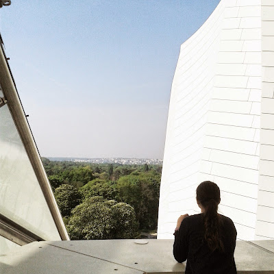 Fondation Luois Vuitton / Paris / Photos Atelier rue verte /