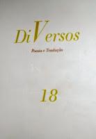 Di Versos - Poesia e Tradução, Nº 18. Fevereiro 2013.