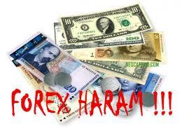 Bermain forex halal