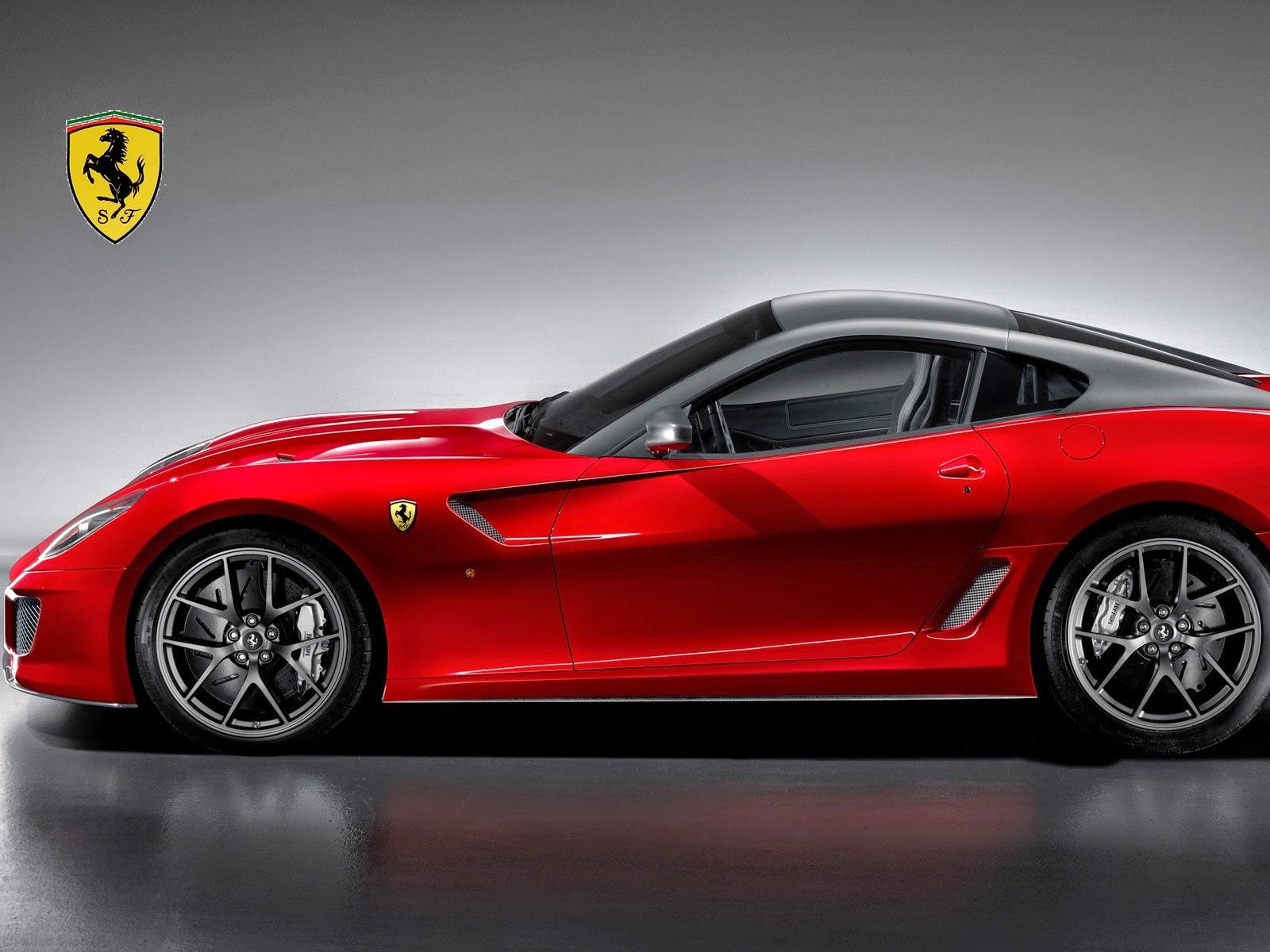 Ferrari Gto Sport Carx Desktop