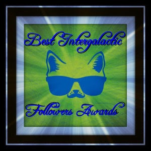 3º Premio: Best Intergalactic Followers Awards