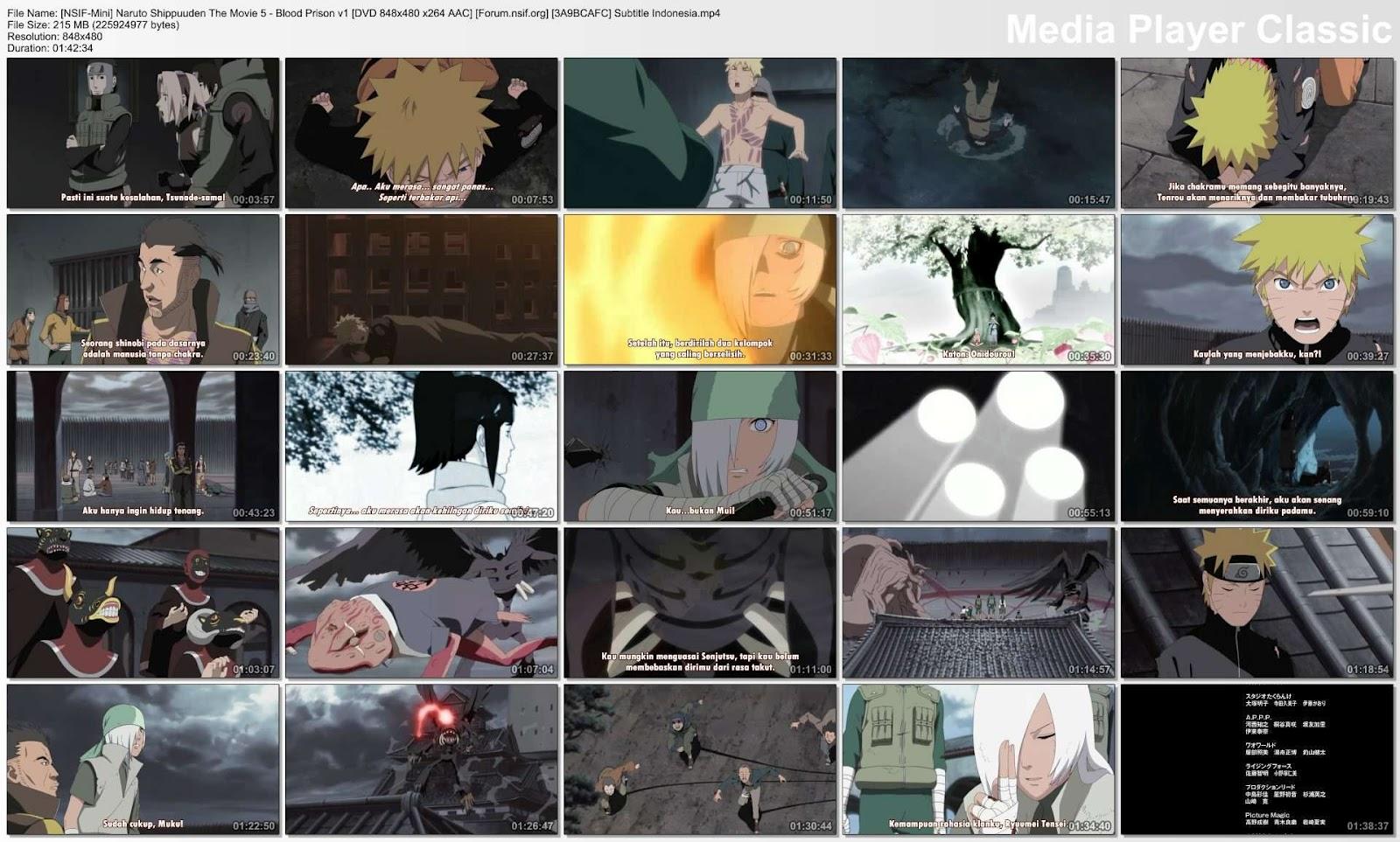 Наруто ураганные хроники: связи фильм пятый / gekijouban naruto shippuuden: kizuna 2009 dvdrip