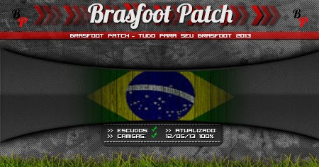 Patches brasfoot 2013 ligas