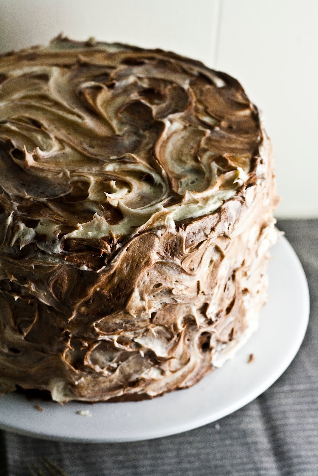 ... cake and don t even get me started on this marble cake s frosting