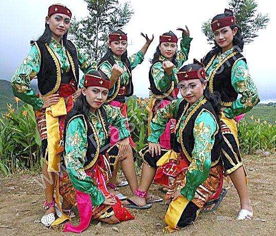 Tari Glipang, tarian asli kabupaten Probolinggo