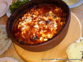 Chicken Tava - Tavuk Tava (Turkey)