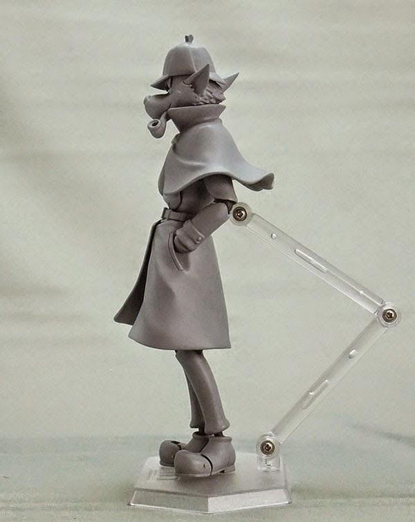 Holmes tratto da Meitantei Holmes della Phat Company