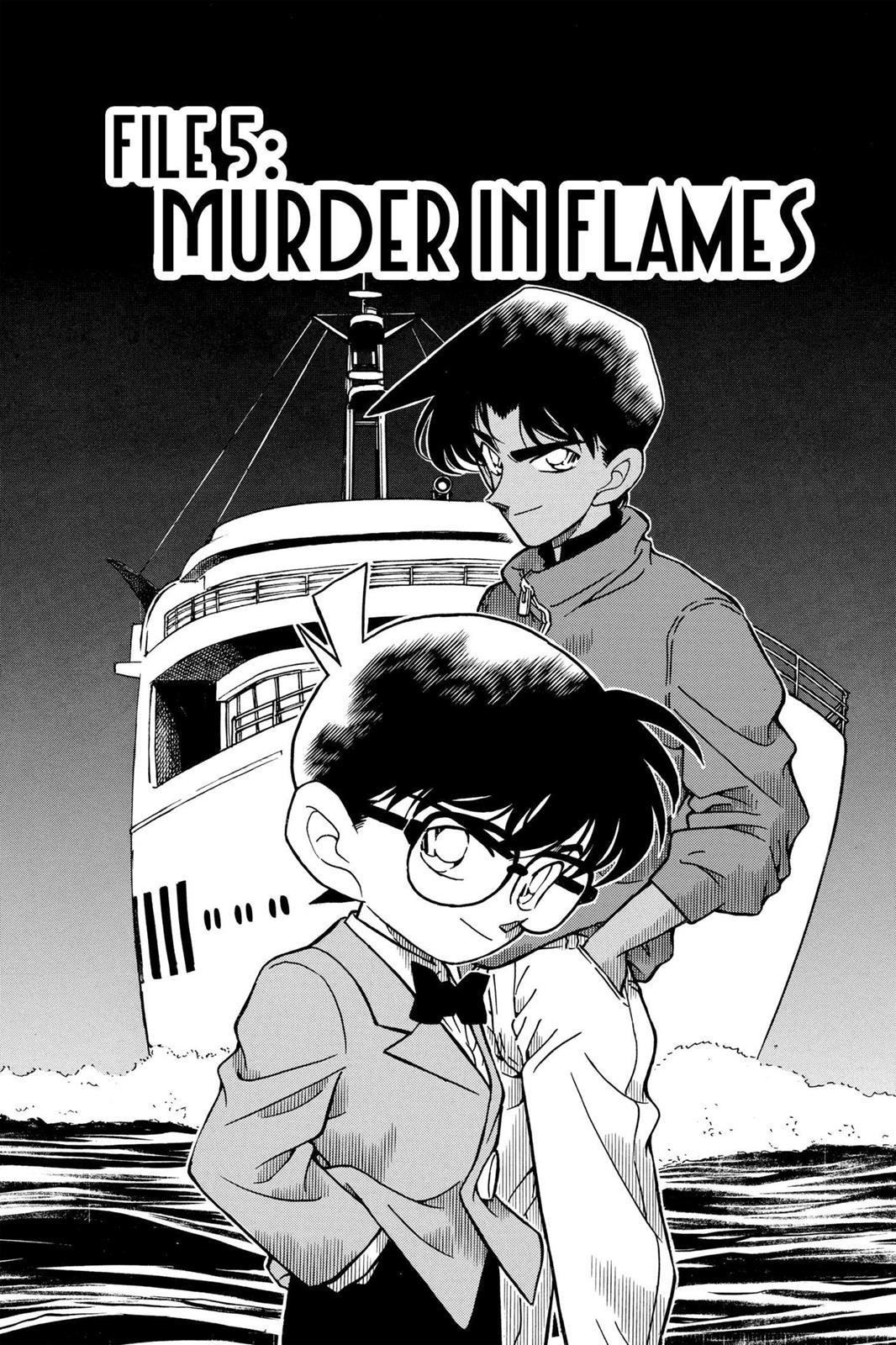 Detective Conan Chapter 226 page 1