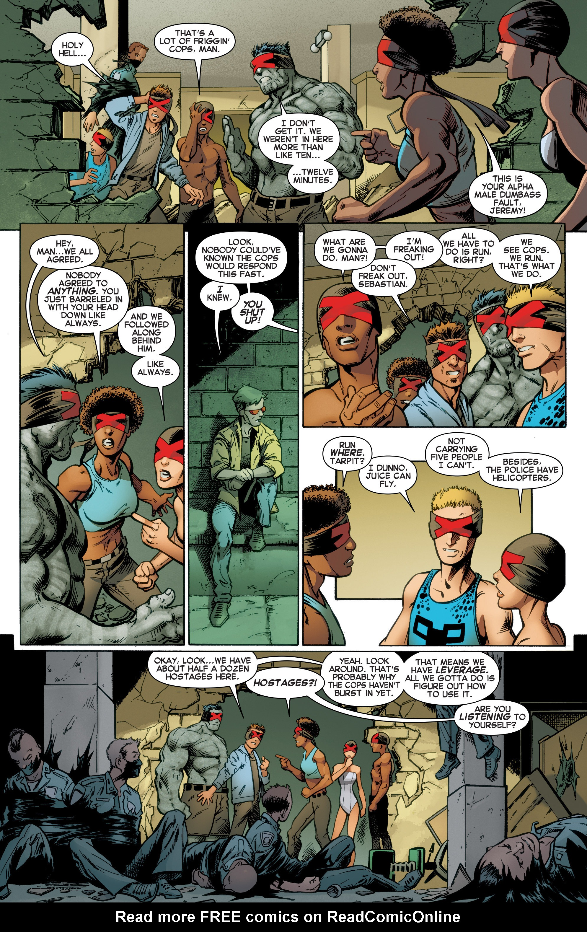 All-New X-Men (2016) Issue #3 #5 - English 8