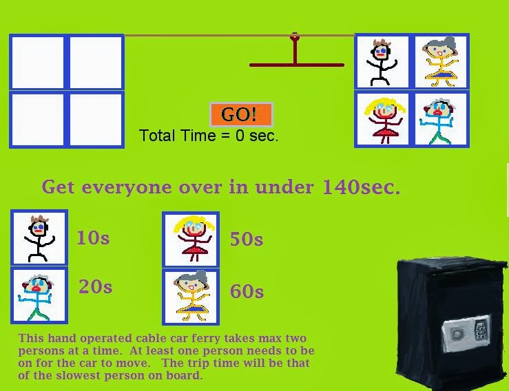 Solved 100 safes hints levels 11 to 20