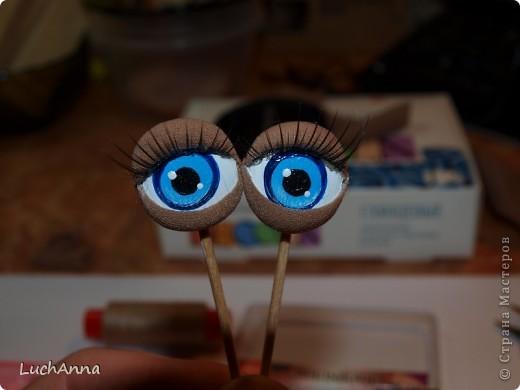 Как сделать глаза на игрушку - Planetarium71.ru